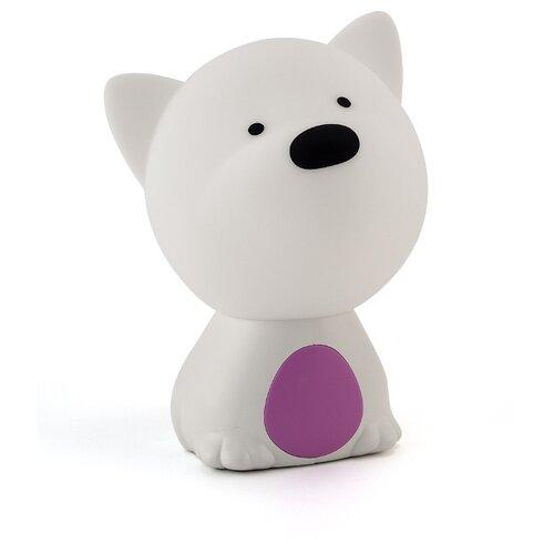 Ночник Lucia 121 Пёс Барбос (фиолетовый/белый) копилка барбос