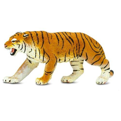 Фото - Фигурка Safari Ltd Бенгальский тигр 270829 фигурка safari ltd амурский тигр 111389