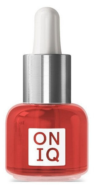 Масло ONIQ для кутикулы с ароматом Яблока