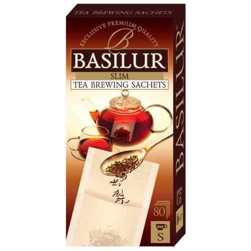 Фильтр-пакеты для заваривания Basilur Tea Company 20786-00 белыйАксессуары<br>