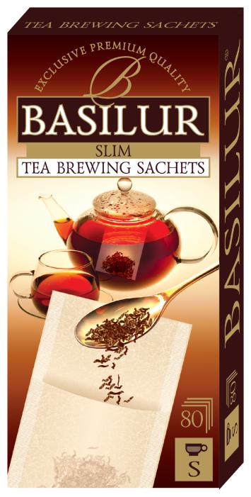 Фильтр-пакеты для заваривания Basilur Tea Company 20786-00 белый