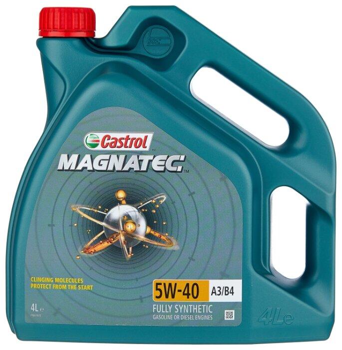 Castrol Magnatec 5W-40 A3 / B4 4л