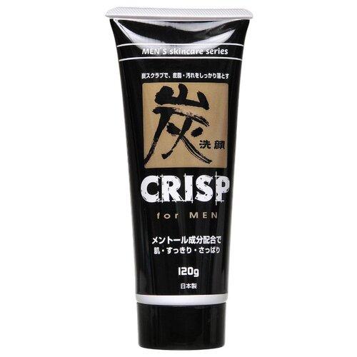 Trust Скраб отшелушивающий для мужчин Crisp с активированным углем 120 г
