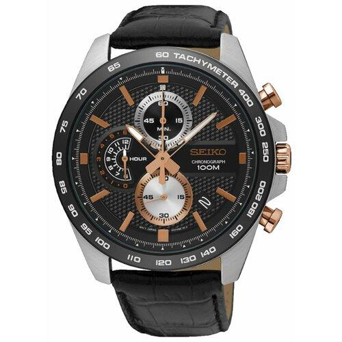 цена Наручные часы SEIKO SSB265 онлайн в 2017 году