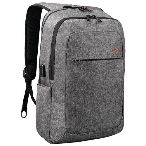 Рюкзак Tigernu T-B3090 светло-серый рюкзак tigernu t b3515 серый 15 6