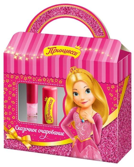 Набор косметики Принцесса 1 сказочное очарование