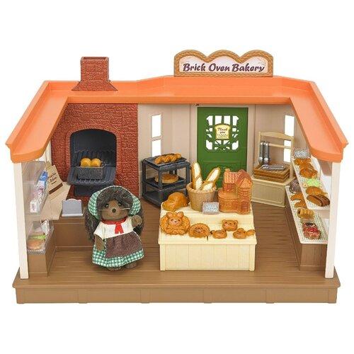 Купить Игровой набор Sylvanian Families Пекарня 5237, Игровые наборы и фигурки
