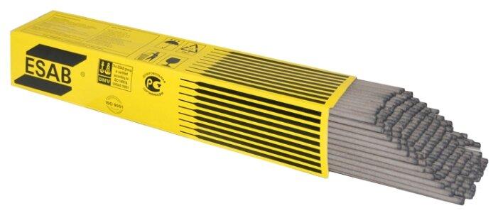 Электроды для ручной дуговой сварки ESAB УОНИИ 13/55 3мм 4.5кг — купить по выгодной цене на Яндекс.Маркете