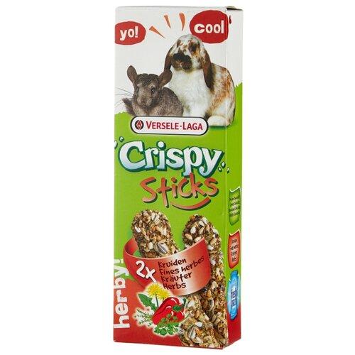 Лакомство для кроликов, грызунов Versele-Laga Crispy Sticks с травами 110 г