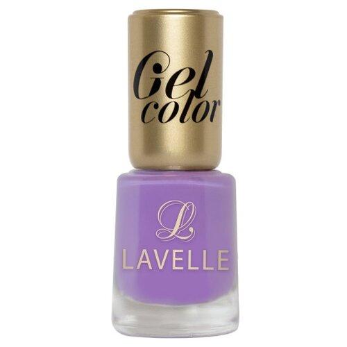 Лак Lavelle Gel Color 12 мл. 046 сиреневыйЛак для ногтей<br>