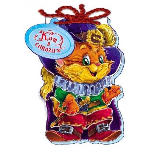 Купить Кот в сапогах, Ранок, Книги для малышей