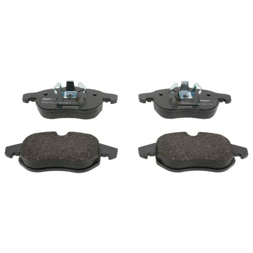 цена на Дисковые тормозные колодки передние Ferodo FDB4188 для Opel Zafira, Fiat Croma, Opel Astra GTS, Opel Astra (4 шт.)