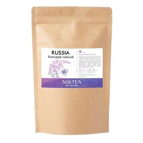Чайный напиток травяной Niktea Top selection Иван-чай , 100 г чайный напиток травяной емельяновская биофабрика иван чай с клюквой 50 г