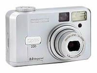 Фотоаппарат Pentax Optio 230