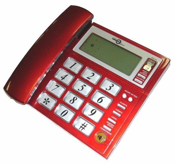 Телефон Аттел 211