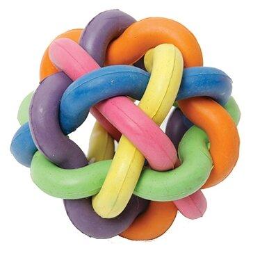 Игрушка для собак КАСКАД Молекула с бубенчиком (27799326)