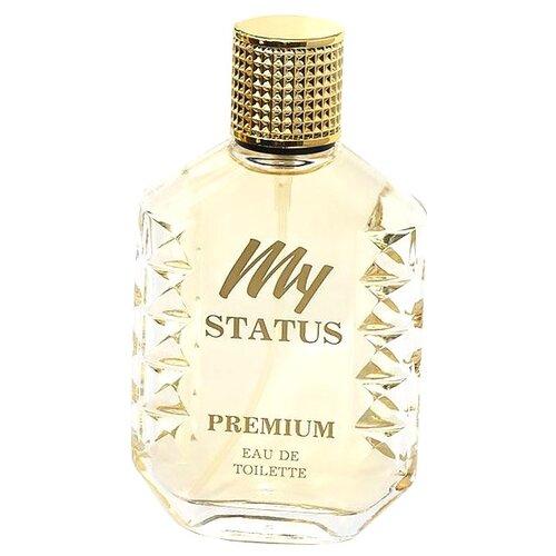 Туалетная вода Festiva My Status Premium, 100 мл туалетная вода festiva milady miracle 100 мл
