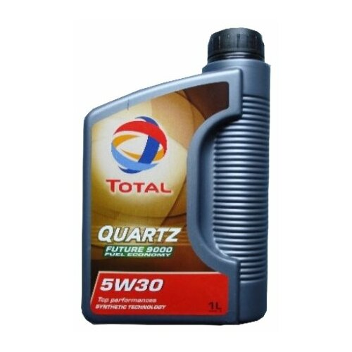 Фото - Моторное масло TOTAL Quartz 9000 Future 5W30 1 л моторное масло total quartz 9000 future gf 5 0w 20 1 л
