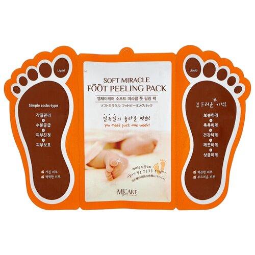 MIJIN Cosmetics Пилинг для ног Foot peeling pack, 30 г