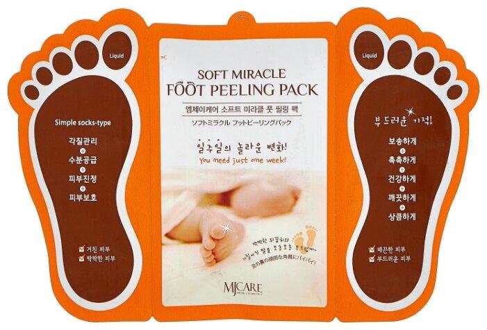 MIJIN Cosmetics Пилинг для ног Foot peeling