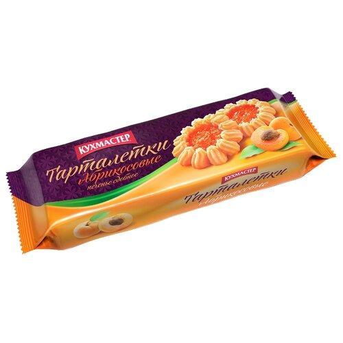 Печенье Кухмастер Тарталетки абрикосовые, 240 г