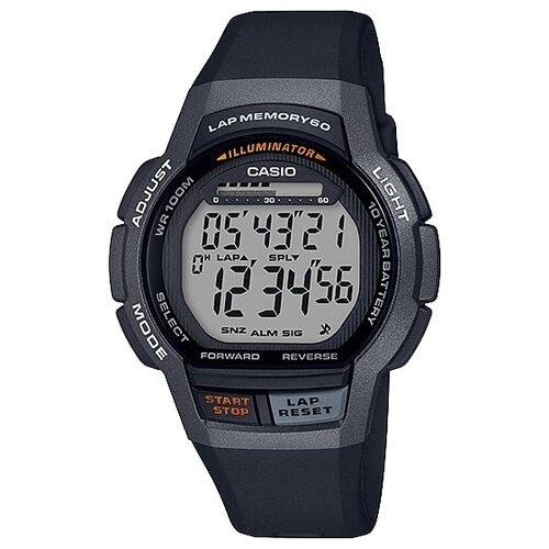 Наручные часы CASIO WS-1000H-1A цена 2017