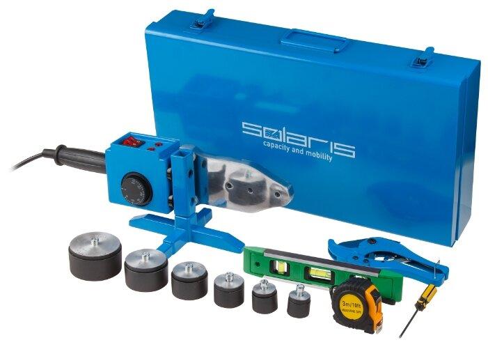 Аппарат для раструбной сварки Solaris PW-1501