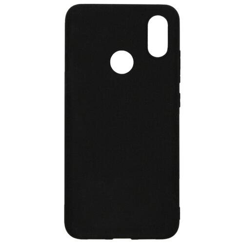 Чехол LuxCase TPU для Xiaomi Mi 8 черный чехол luxcase для xiaomi redmi 8 tpu black 62174