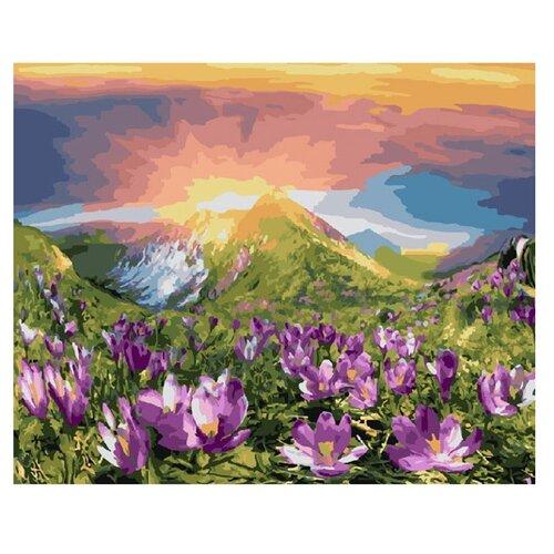 Molly Картина по номерам Восход 40х50 см (KH0203)Картины по номерам и контурам<br>