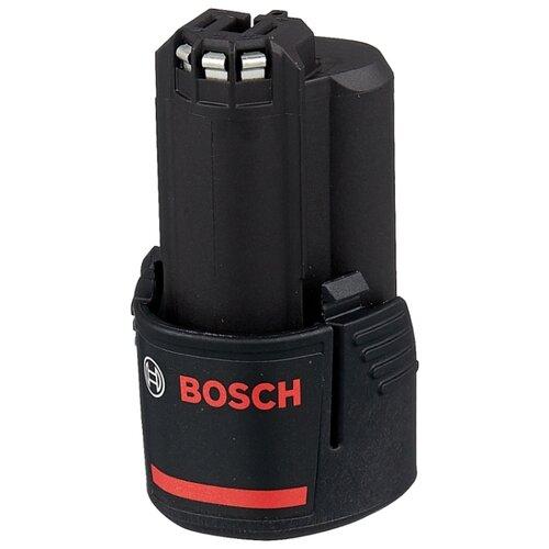Аккумулятор BOSCH 1600Z0002X Li-Ion 12 В 2 А·ч аккумуляторный блок bosch 1600z0002x 12 в 2 а·ч