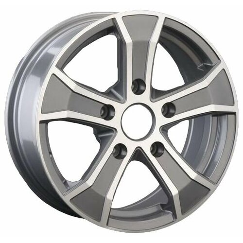 Фото - Колесный диск NZ Wheels SH594 6.5x15/5x139.7 D98.6 ET40 GMF колесный диск mi tech mk 204