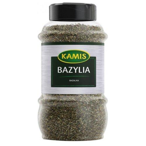 KAMIS Пряность Базилик, 180 г гранум пряность кумин зира семена сушеные 180 г