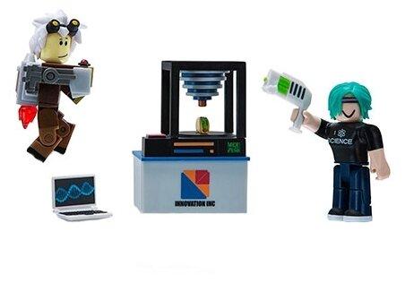 Игровой набор Jazwares Roblox Лаборатория Инноваций 10742