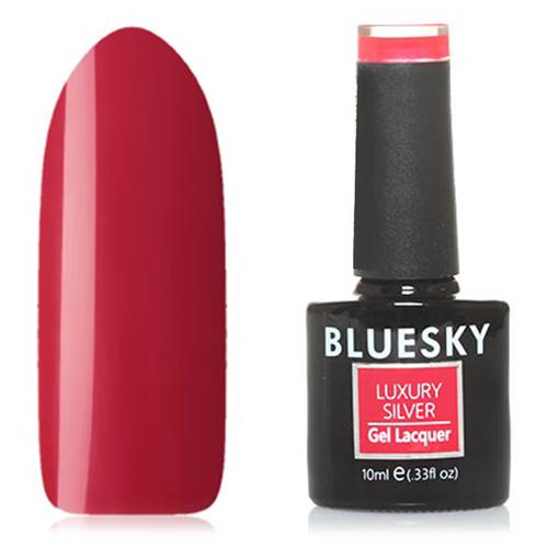 Купить Гель-лак для ногтей Bluesky Luxury Silver, 10 мл, №125