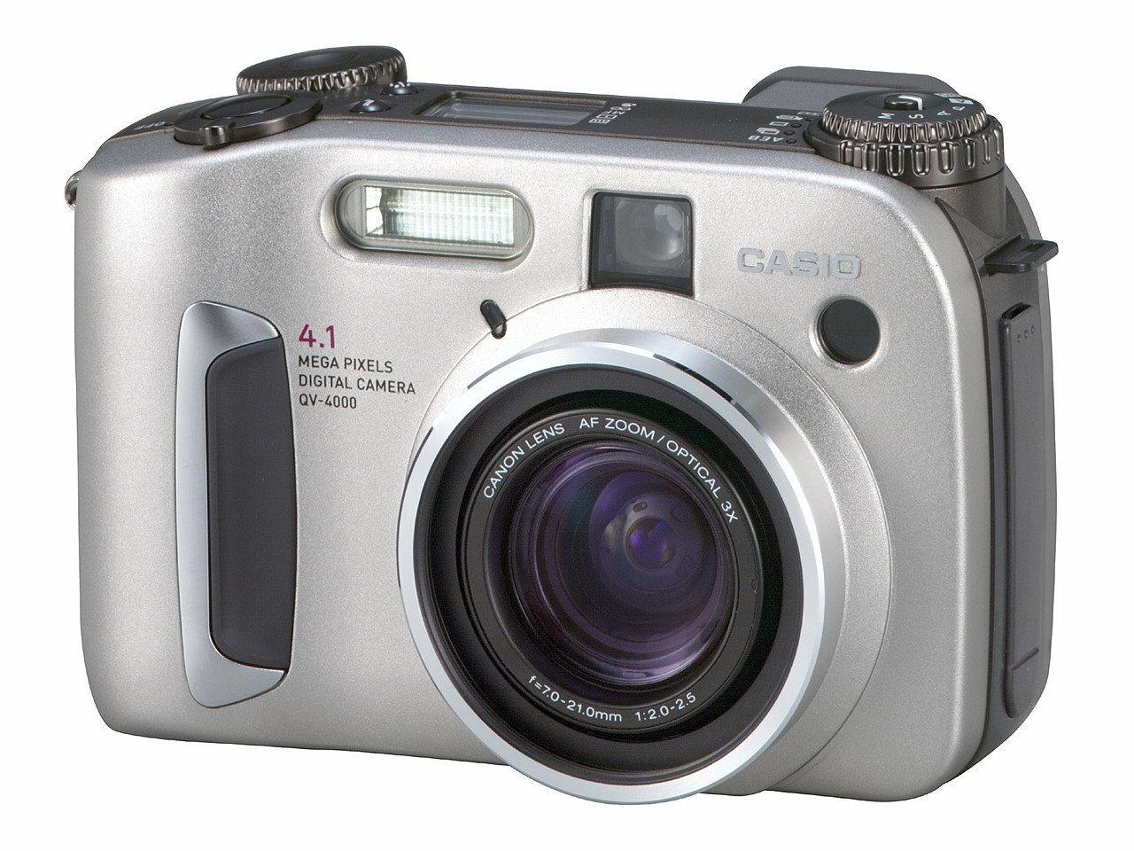 Фотоаппарат CASIO QV-4000