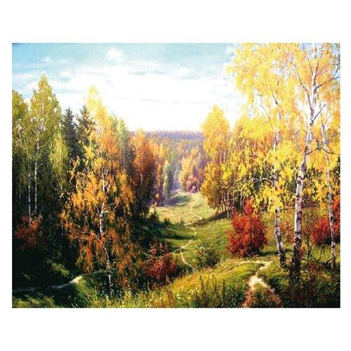 Купить Molly Картина по номерам Бабье лето 40х50 см (KH0092/1), Картины по номерам и контурам