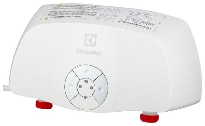 Проточный электрический водонагреватель Electrolux Smartfix 2.0 3.5 TS — 26 предложений — купить по выгодной цене на Яндекс.Маркете
