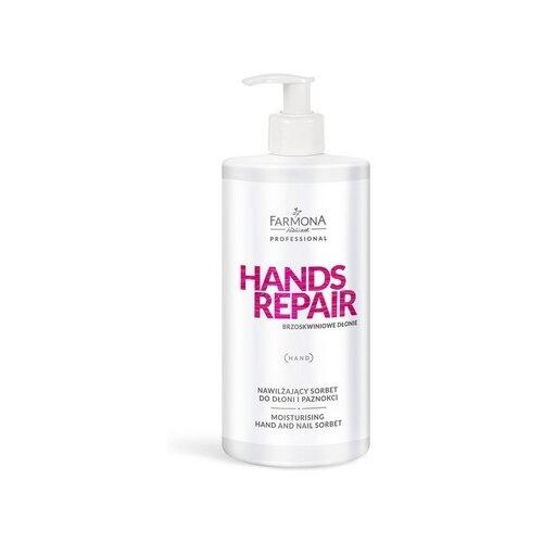 Купить Сорбет для рук и ногтей Farmona Hands Repair 500 мл, Farmona Professional