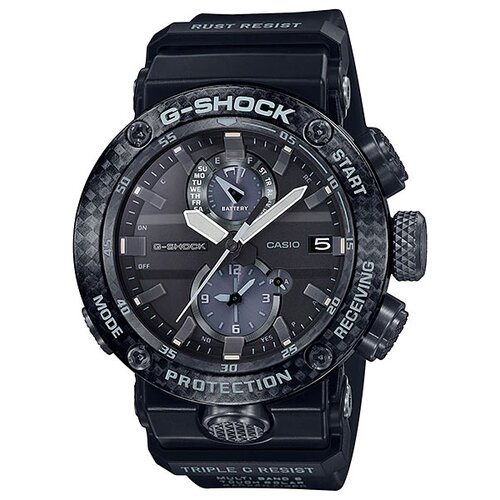 Наручные часы CASIO G-Shock GWR-B1000-1A casio g shock gravitymaster gpw 1000v 1a