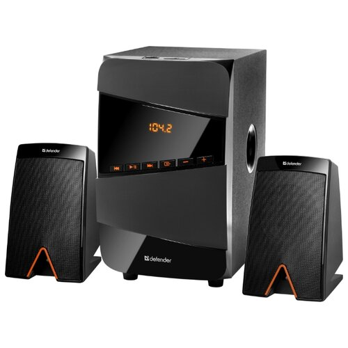 Компьютерная акустика Defender X361 черный