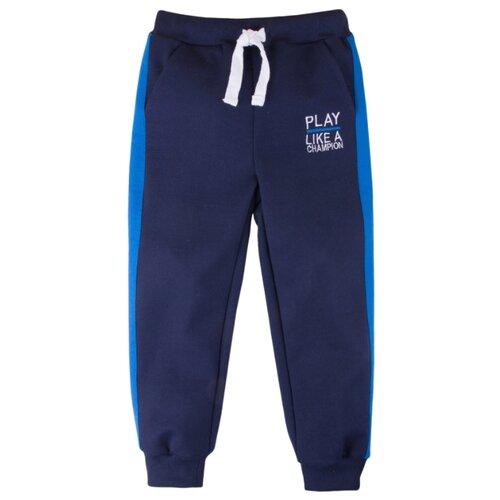 Спортивные брюки Bossa Nova размер 128, синийБрюки<br>