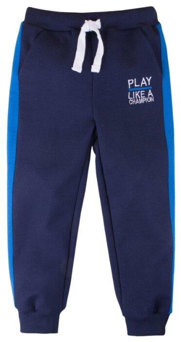 Спортивные брюки Bossa Nova размер 116, синий