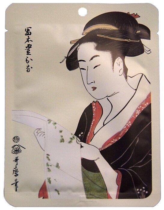 Mitomo маска жемчуг и экстракт цветков сакуры
