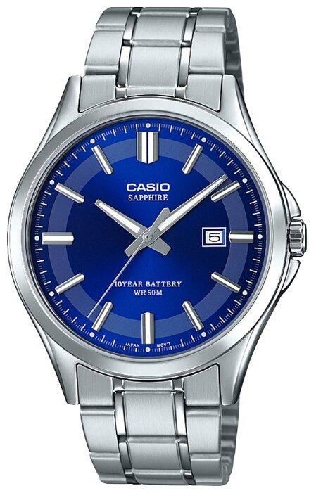Наручные часы CASIO MTS-100D-2A