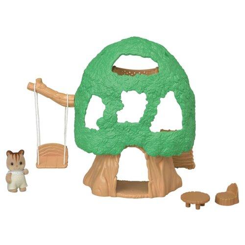 Купить Игровой набор Sylvanian Families Домик на дереве 5318, Игровые наборы и фигурки