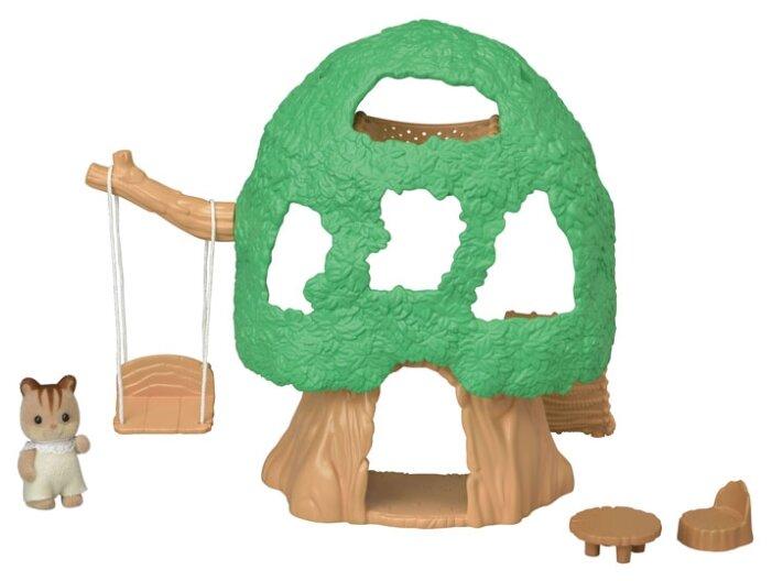 Игровой набор Sylvanian Families Домик на дереве 5318