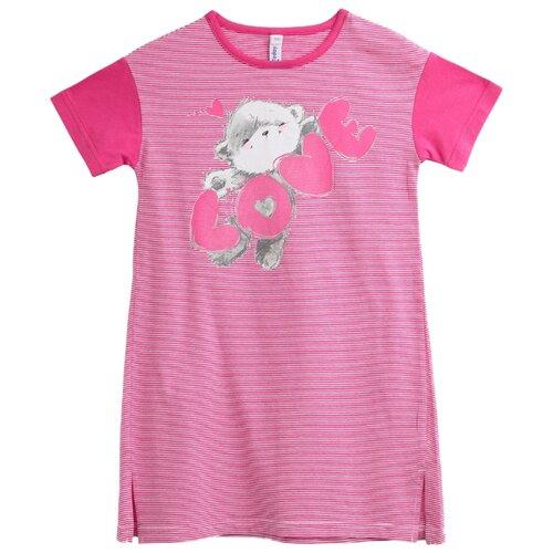 Купить Сорочка playToday размер 104, розовый, Домашняя одежда