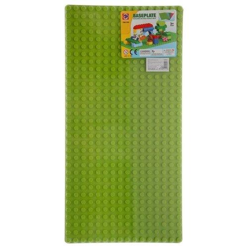 Купить Дополнительные детали Kids home toys Пластина 188-169 Основание 51х25, 5 см салатовая, Конструкторы
