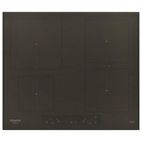 Индукционная варочная панель Hotpoint-Ariston KIA 641 BB (CF) hotpoint ariston kia 641 b b cf
