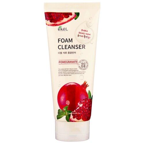 Ekel Foam Cleanser пенка для умывания с экстрактом граната, 180 млОчищение и снятие макияжа<br>